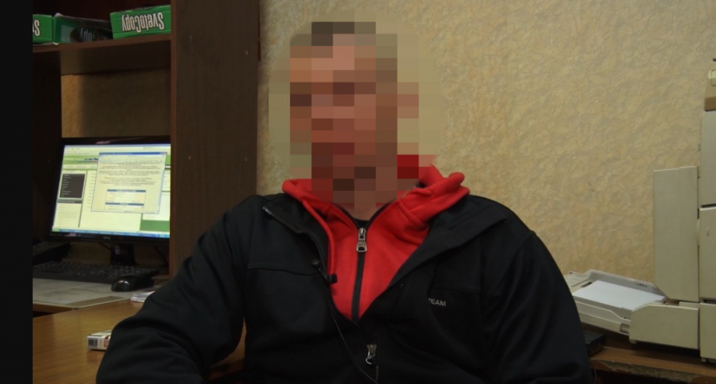 Нетрезвый гражданин Пензы поджег пункт милиции наглазах участкового