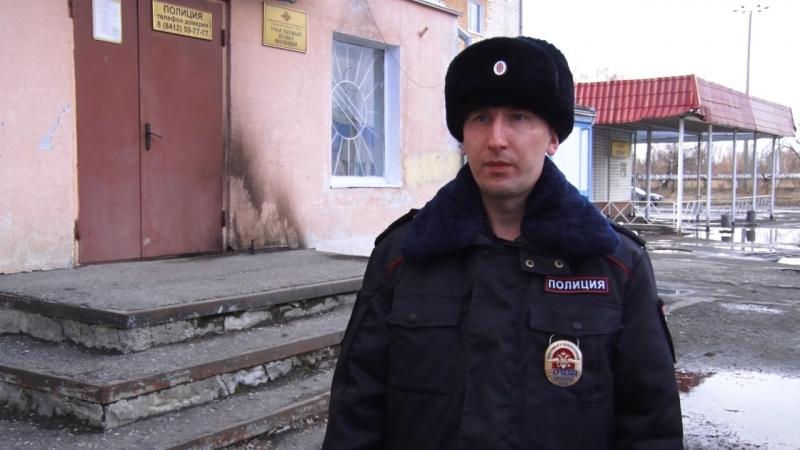 ВПензе нетрезвый житель поджег участковый пункт наглазах у милиции