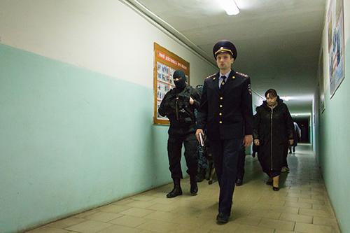 ВПензе полицейские иобщественники проверили студенческие общежитии