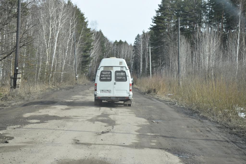 Ведущая впоселок Победа дорога будет отремонтирована