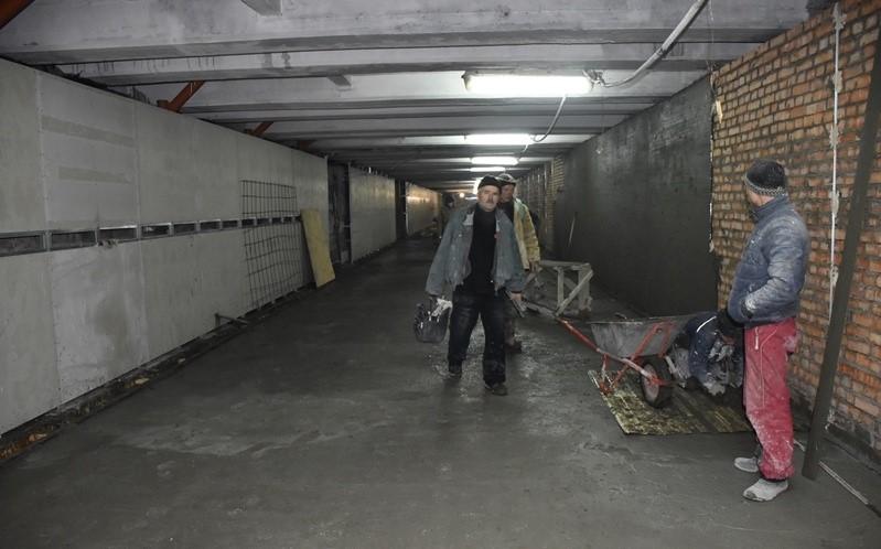 Сроки ремонта подземного перехода увокзала Пенза-I затягиваются