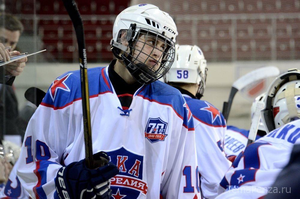 Пензенский «Дизелист» вышел вполуфинал чемпионата НМХЛ