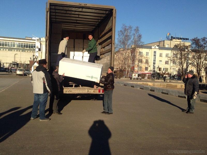 ВПензе наФонтанной площади появится новая 25-метровая ель