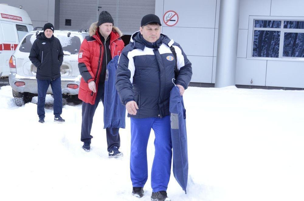 ХК «Саров» обыграл «Дизель» вматче ВХЛ