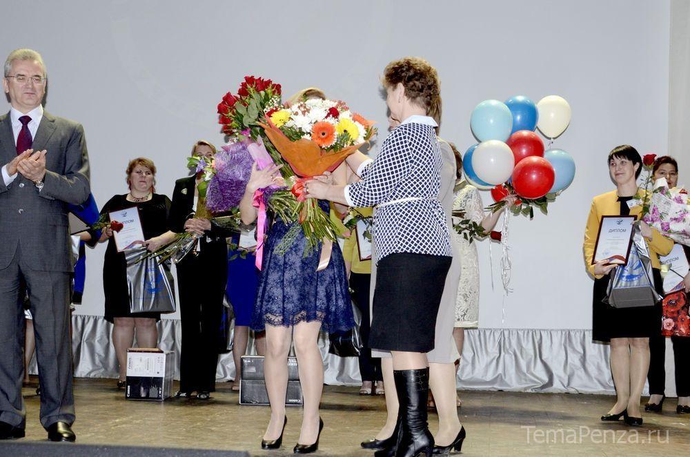 Учитель русского языка Анна Макарова стала лучшим педагогом региона