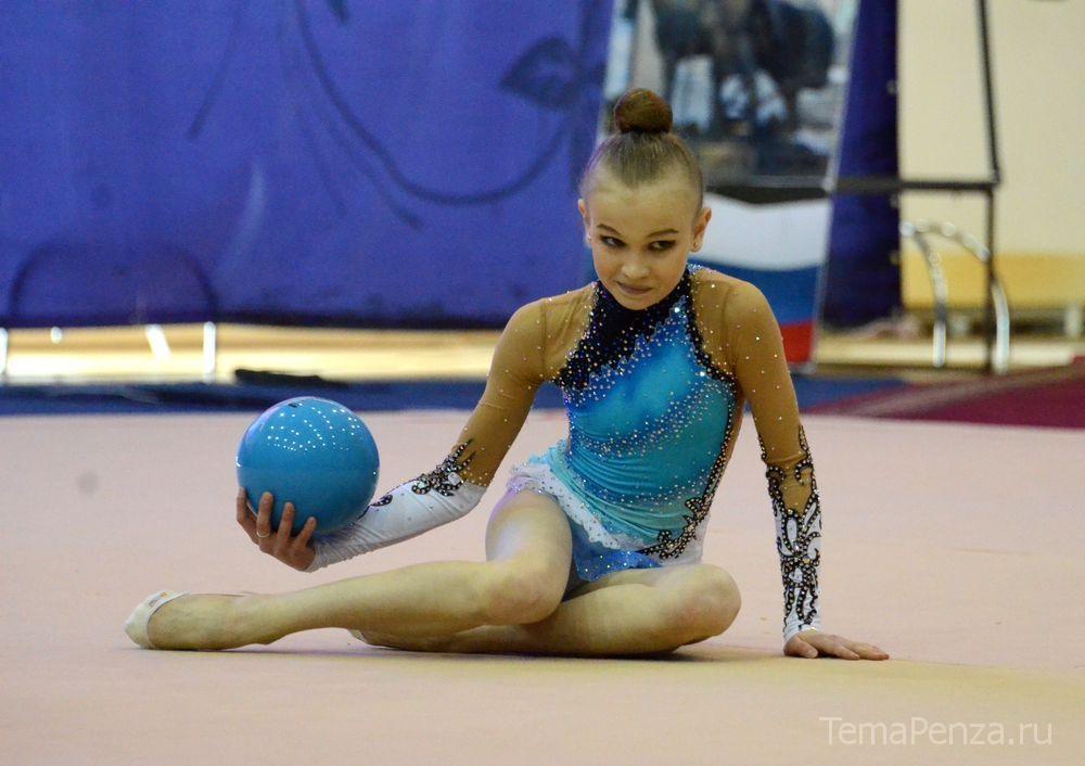 ВПензе выступят 160 сильнейших гимнастов совсей Российской Федерации