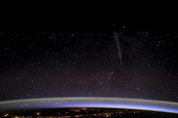 В Красноярском крае упал «метеорит»: видео уже появилось в сети